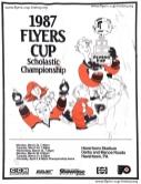1987 Flyers Cup Tournament History Program