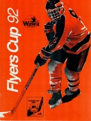 1992 Flyers Cup AA Tournament History Program