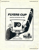 1993 Flyers Cup Tournament History Stats