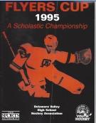 1995 Flyers Cup Tournament History Program