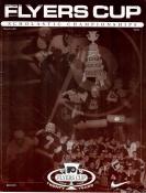 1999 Flyers Cup Tournament History Program