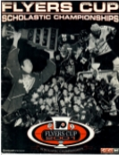 2001 Flyers Cup Tournament History Program