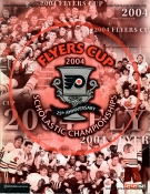 2004 Flyers Cup Tournament History Program