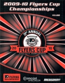 2010 Flyers Cup Tournament History Program