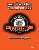2011 Flyers Cup Tournament History Program