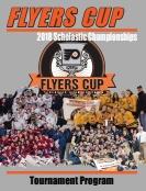 2018 Flyers Cup Tournament History Program