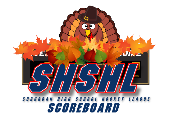 SHSHL Varsity Scoreboard Thursday November 21, 2019