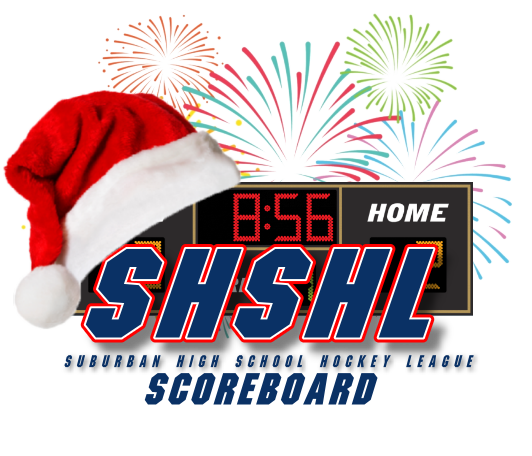 SHSHL Varsity Scoreboard Wednesday December 18, 2019