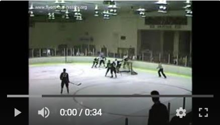 Tom Geib Flyers Cup Goal