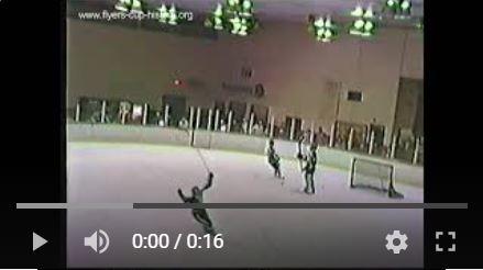 Ryan Geiges Scores Full Ice Goal against Malvern Prep