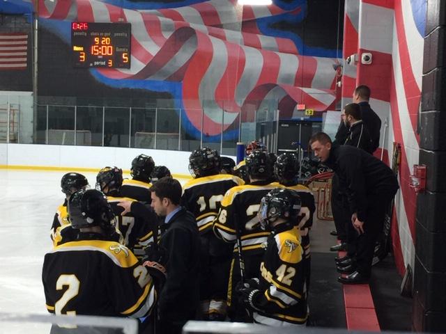Colin Meany St. John Vianney Lancers Hockey