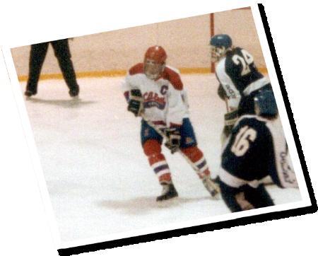 Skip Miller Youth Hockey History