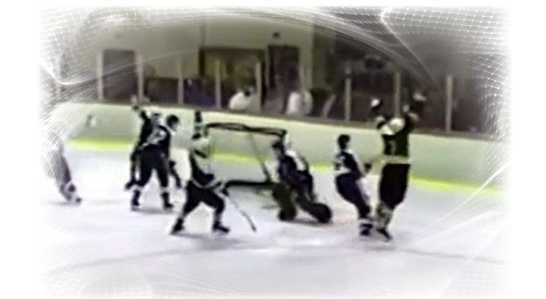 Flyers Cup Tournament History Tom Geib scores for the Archbishop Wood Vikings